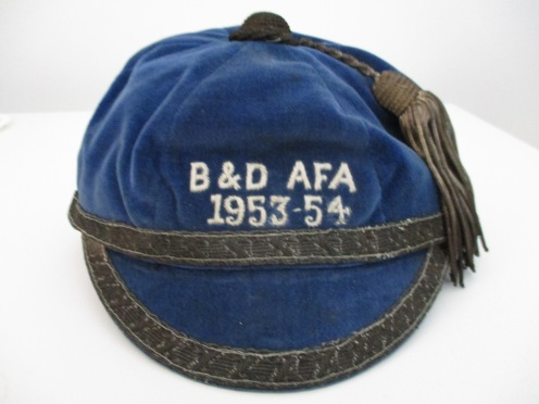 BIRMINGHAM & DISTRICT AFA 1953-1954 (ER)