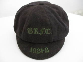 BOROUGHMUIR RUGBY 1921-2 (ER)
