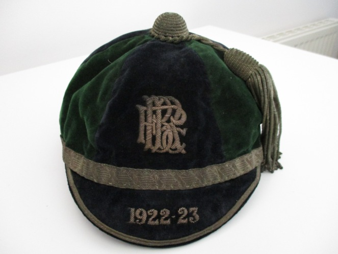 BOROUGHMUIR RUGBY 1922-1923 (ER)