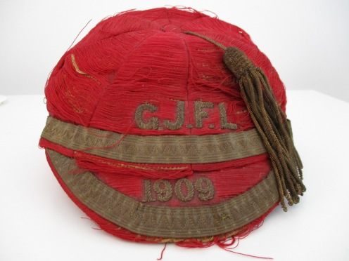 GLASGOW JUNIOR FOOTBALL 1909 (ER)
