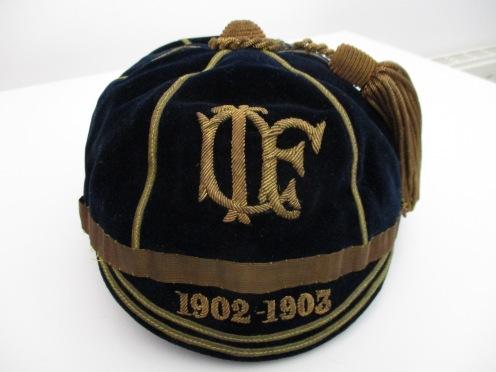 IRELAND FOOTBALL 1902-1903 (ER)