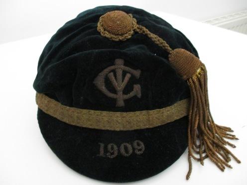 IRELAND V GLASGOW FOOTBALL 1909 (ER)
