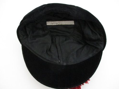 WYCLIFFE COLLEGE 1957-58 INSIDE (ER)