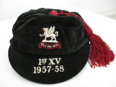 WYCLIFFE COLLEGE 1957-58 (ER)