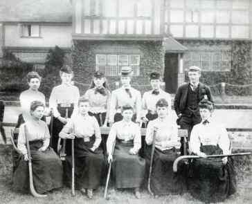 East Molesey Ladies HC 1887