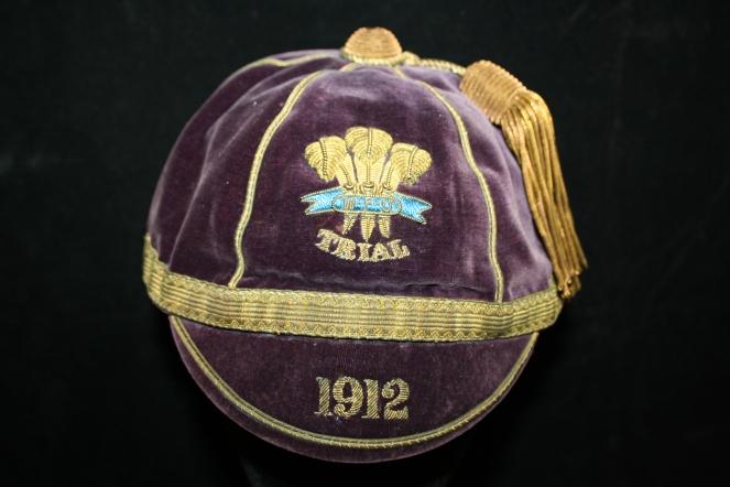 FRANK PERRETT - WALES TRIALS 1912 (WRU) (2)