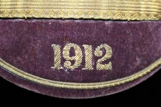FRANK PERRETT - WALES TRIALS 1912 (WRU)