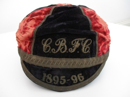 CATFORD BRIDGE 1895-1896 (ER)