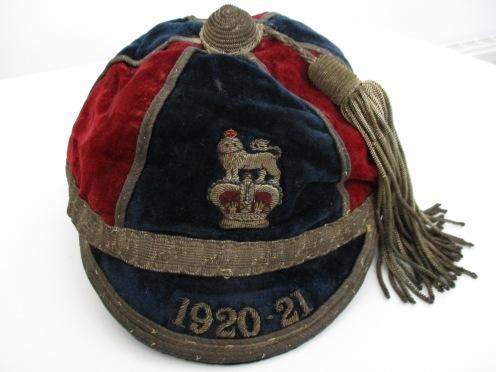 KINGS COLLEGE WIMBLEDON 1920-1921 (ER)