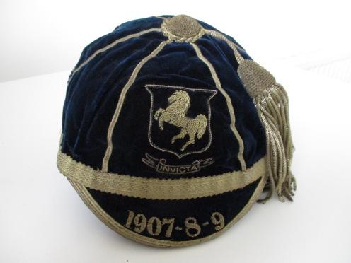 KENT COUNTY CAP 1907-09 (ER)
