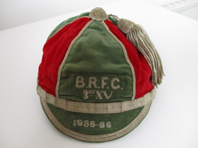 BECTIVE RANGERS 3rd IV 1935-36 (ER)