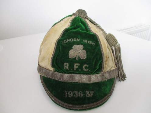 LONDON IRISH 1936-37 (ER)