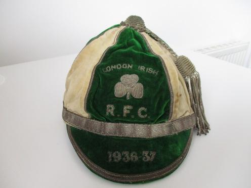 LONDON IRISH 1936-37 (ER)
