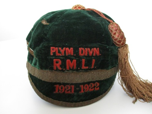 PLYMOUTH DIVISION RMLI 1921-22 (ER)