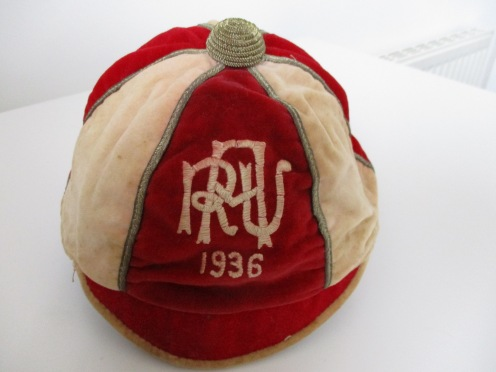 AUCKLAND RUGBY UNION 1936 (ER)