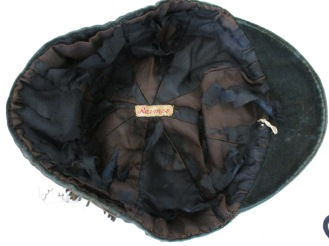 LEYS SCHOOL CAP 1903 label (ER)