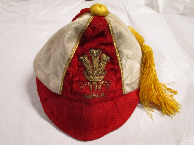 Wales Hockey Assocation Cap (MS)