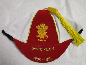 Wales Hockey Sponsored Player Cap (MS)