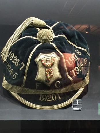 RUGBY CAP - HARLEQUINS 1920-1927 (RFU)