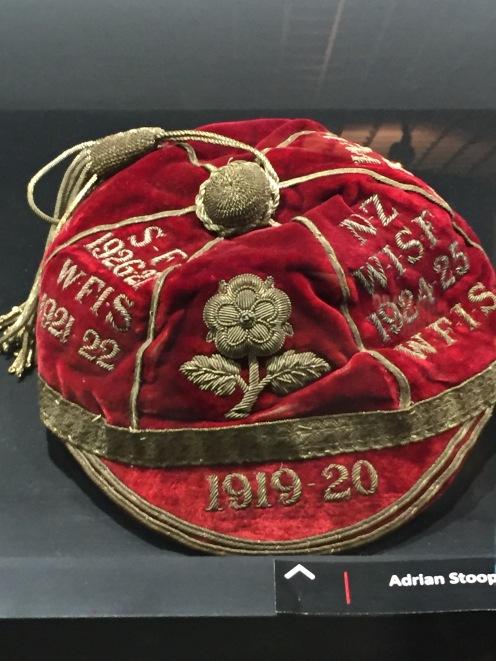 ENGLAND CAP 1919-1925 (RFU)