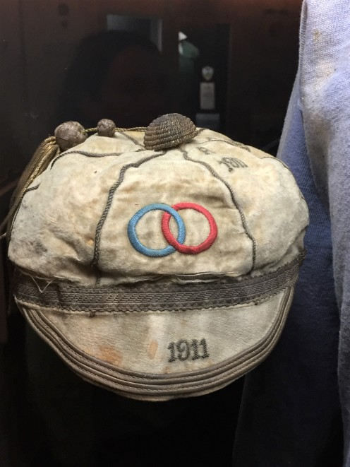 FRANCE CAP 1911 (RFU)