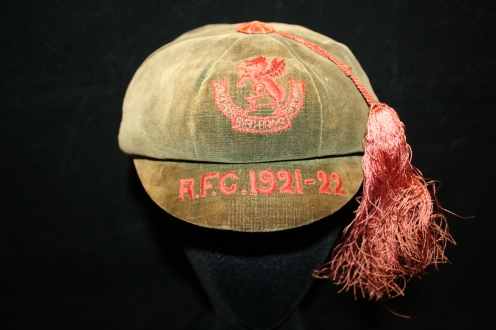 LONDON WELSH 1921-1922 (WRU)