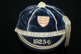MIDDLESEX CAP 1925-26 (WRU)