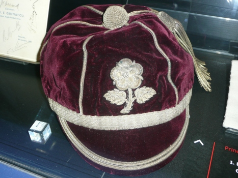 ENGLAND CAP (RFU)