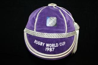 RUGBY WORLD CUP 1987 (WRU)