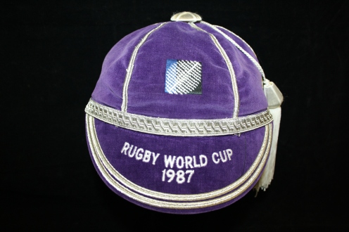 RUGBY WORLD CUP 1987 (WRU)