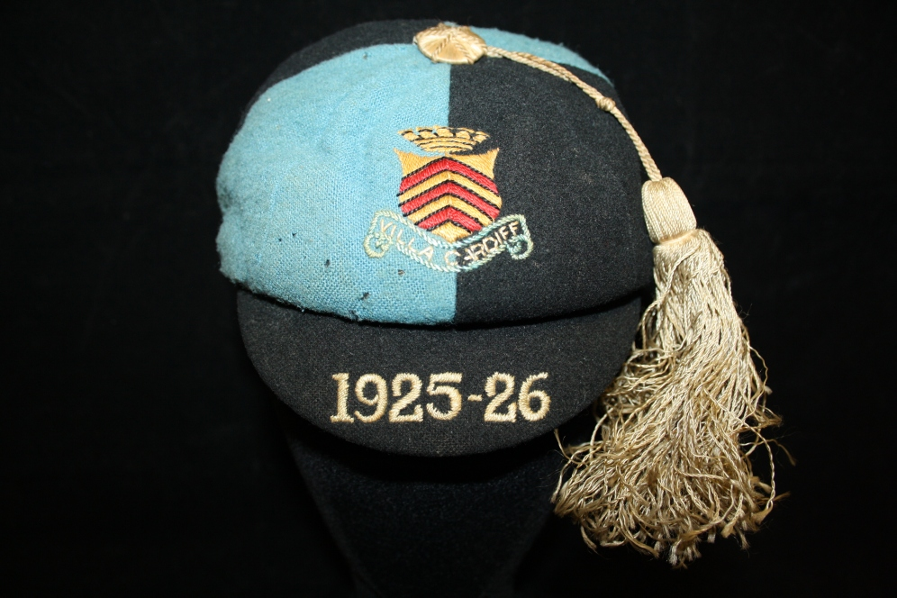 VILLA CARDIFF - CARDIFF ATHLETIC 1925-1926