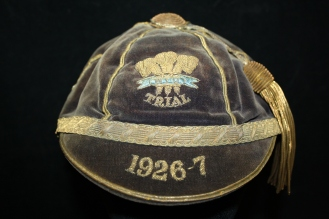 WALES RUGBY TRIALS 1926-27
