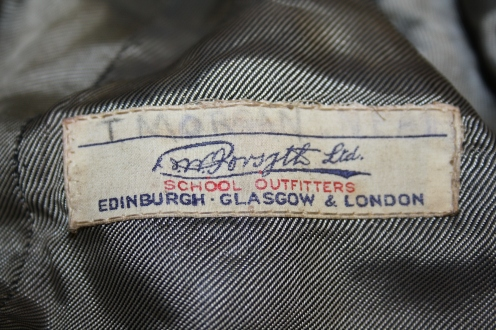 WALES SCHOOLS CAP 1935 - T MORGAN (WRU) 2