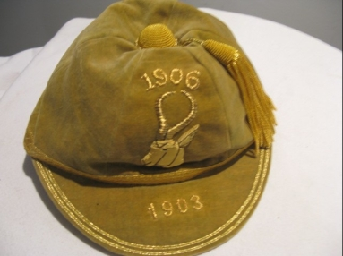 1903 Box 203 - 1903 1906 cap