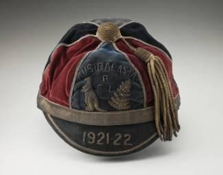 Australasia RL 1921-1922
