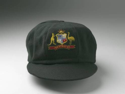 Australia Cricket Cap 1982