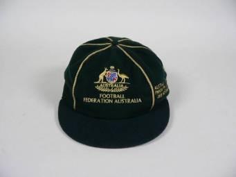 Johnny Warren Australia Football 1965 - 183rd international player