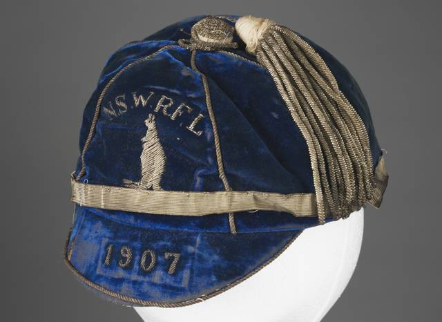 New South Wales Cap 1907