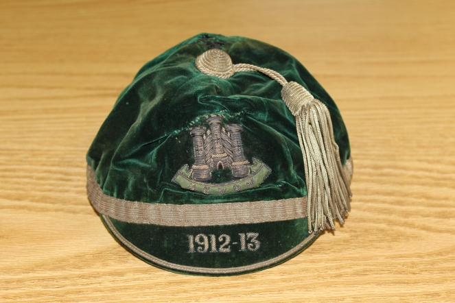 Devon - Tom Woods - 1912-13 (PM)
