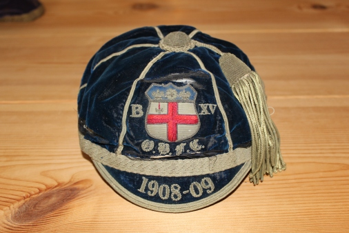 Old Blues B XV - no name - 1908-09