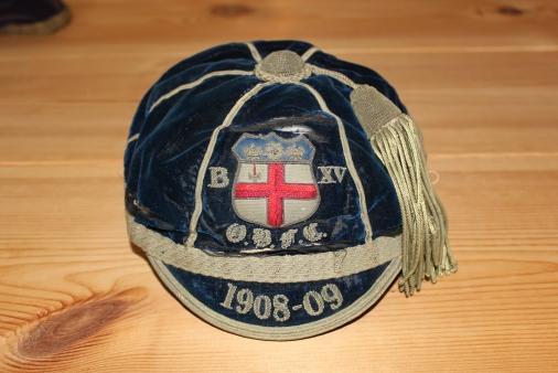 Old Blues B XV - no name - 1908-09