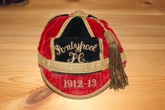 Pontypool - Arthur Robbins - 1912-13 (RR)