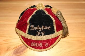 Pontypool - Harry Jarman - 1905-06 (RR)