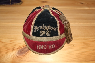 Pontypool - Jack Prosser - 1919-20 (RR)
