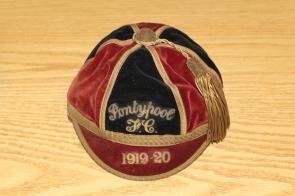 Pontypool - no name - 1919-20 (PM)