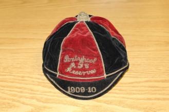 Pontypool Reserves - F E Collins - 1909-10 (PM)