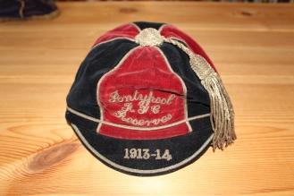 Pontypool Reserves - Jack Prosser - 1913-14 (RR)
