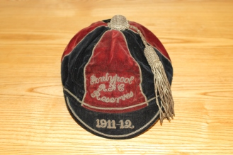 Pontypool Reserves - no name - 1911-12 (PM)