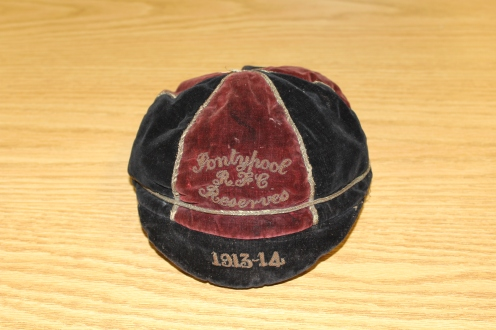 Pontypool Reserves - no name - 1913-14 (PM)