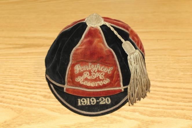 Pontypool Reserves - no name - 1919-20 (PM)